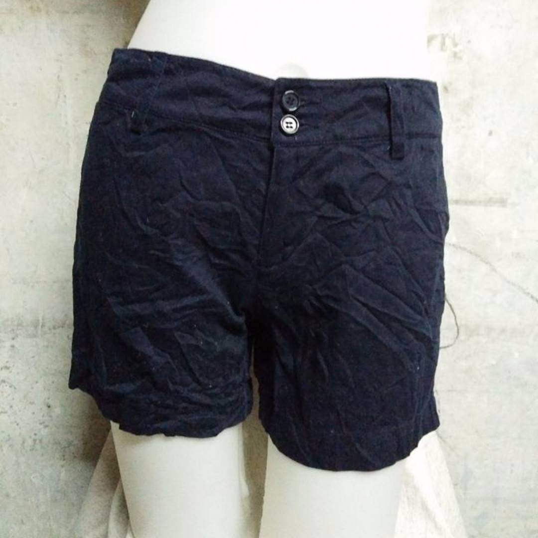 Teenie Weenie Dark Blue Denim Short