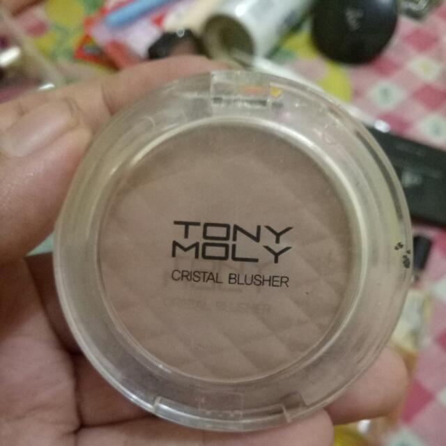 Tony Moly Cristal Blusher No 07