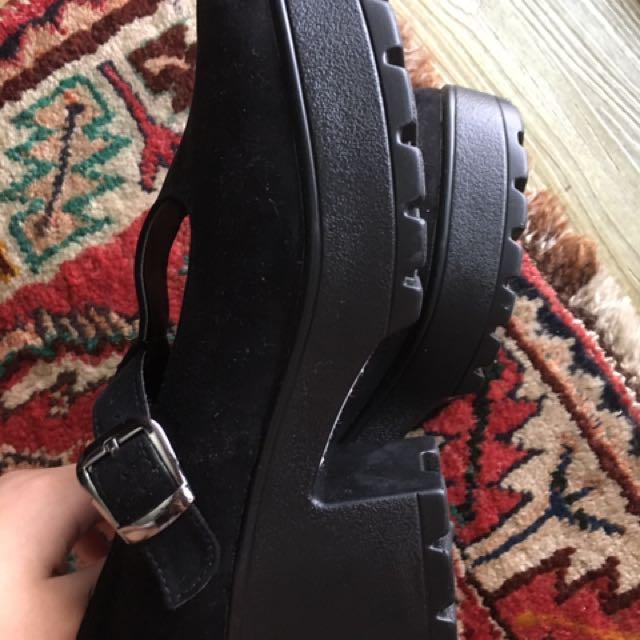 Topshop Lolita Platform Shoes