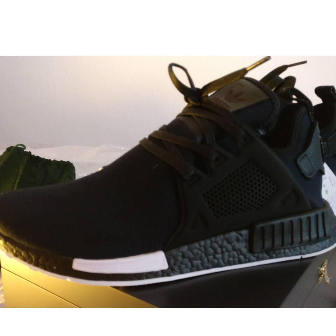 8e7e575f865a5 UK10.5 US11 Size Adidas x Size  x Henry Poole NMD XR1