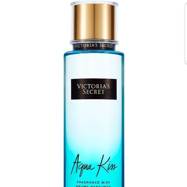 Victoria Secret Aqua Kiss Body Mist
