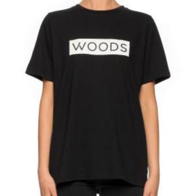 Viktoria & Woods Black Tee/top