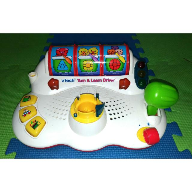 Vtech Turn & Learn Driver