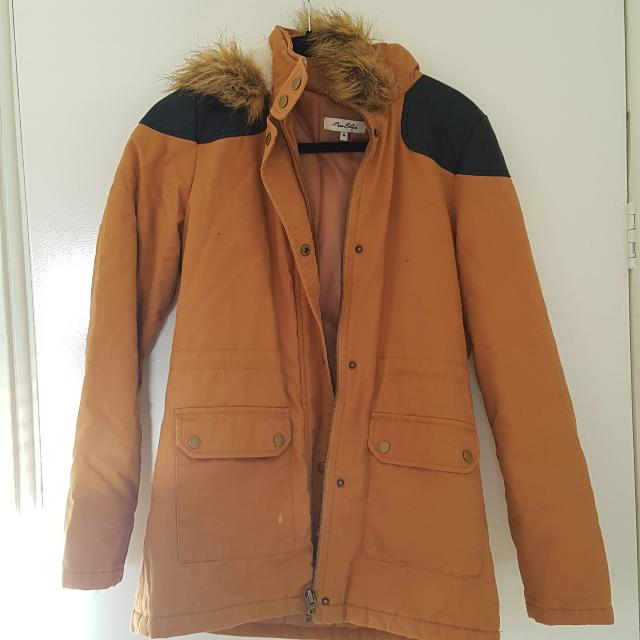 Winter Coat Miss Shop