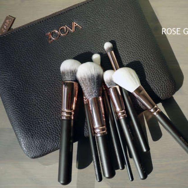 ✨英國代購✨ZOEVA rose golden luxury Set 8件組