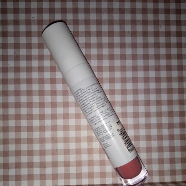 Zoya Lip Paint Color: Geranium