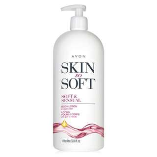 BN Soft & Sensual Body Lotion 1 L