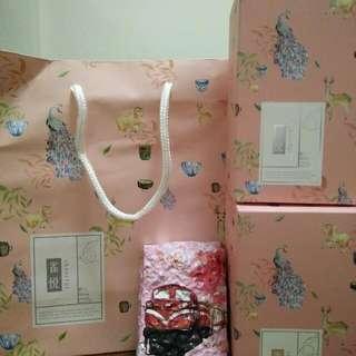 🚚 金萱春茶茶葉禮盒(父親節禮盒)