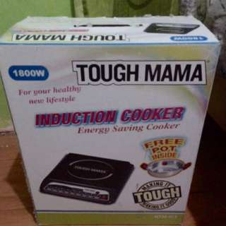 Tough Mama Induction Cooker With Free Hot Pot