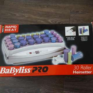 Babyliss PRO 30 Hot Rollers