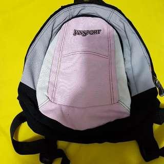 Original Pink Jansport Bag