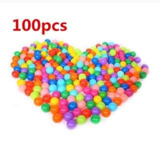 Ocean Balls (100 Pcs)