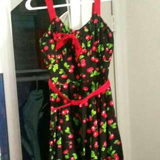 Women's, Size Small, Pinup Couture, 1950's Dress