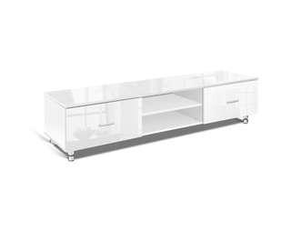 High Gloss TV Unit – 160 cm