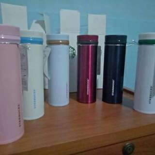 Starbucks(thermos)Double Wall Stainless Steel Tumbler