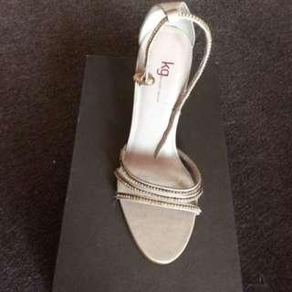 KG Kurt Geiger Diamanté Shoes