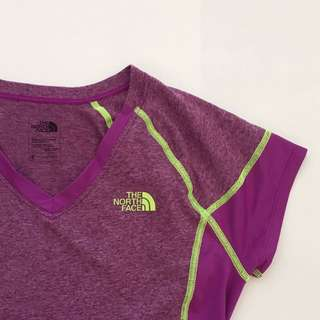 NWT North Face Workout Top