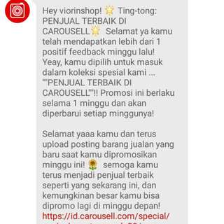 Best Seller Yeiy,thank You Carousell
