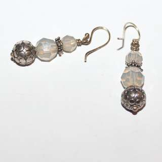 Various Crystal Earrings