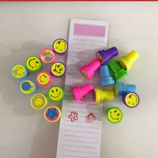 Happy Rubber Stamp