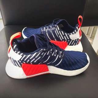 Adidas NMD R2 Navy Size 7