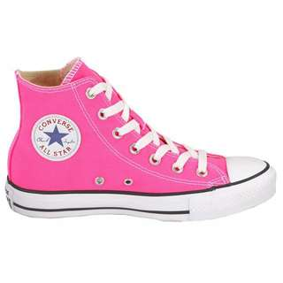 Converse Baby Pink High Tops - Size 7-7.5