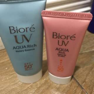 Biore UV Bundle