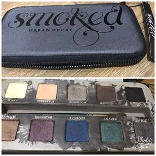 Urban Decay Smoked
