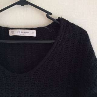 Zara Knit - Black
