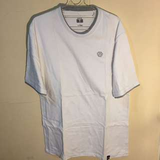 White T-Shirt by Super T