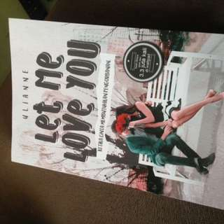 "Novel ""let Me Love You"""