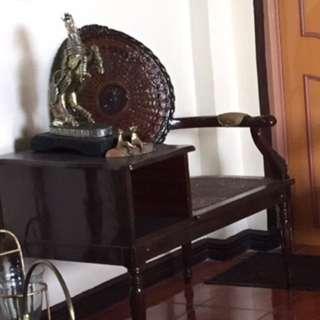 Antique Narra Chair