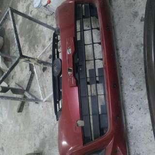 Bumper Alza Facelift  Rm180  Call 0137233479