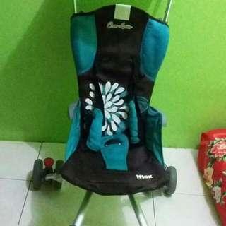 Stroller Isport Cocolatte