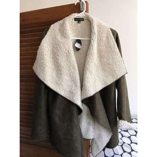 Flurry Caroline Morgan Jacket Size 10