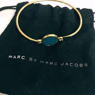 ✨Marc by Marc Jacobs✨ 綠色金手環