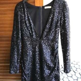 Shareen Sparkle Dress Size 8