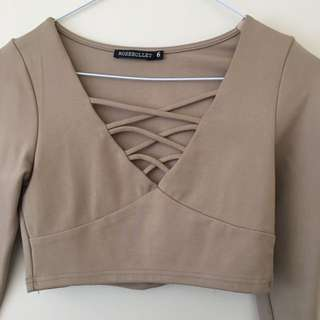 Cute Long sleeve Top (Size 6)