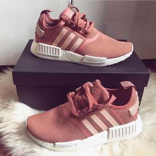 Adidas Original NMD in Salmon Pink