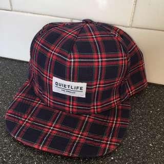 The Quiet Life SnapBack Hat