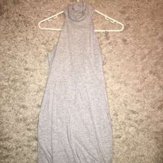 Grey Kookai Dress