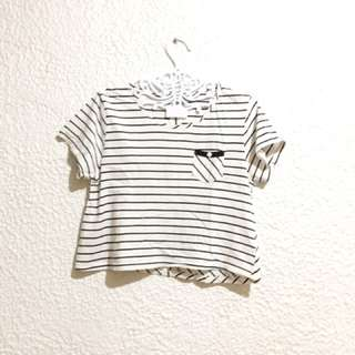 Just G - Stripes Top