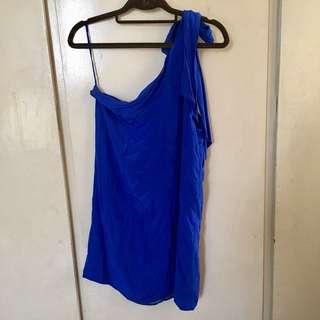 Olivia Olivia Asymmetrical Party Dress