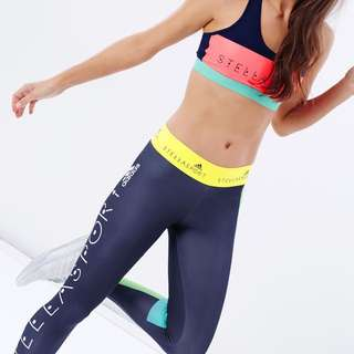 Adidas Stella McCartney Stella Sport Leggings Logo