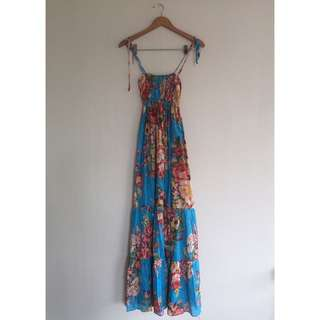 Summer Maxi Dress / Beach Wear
