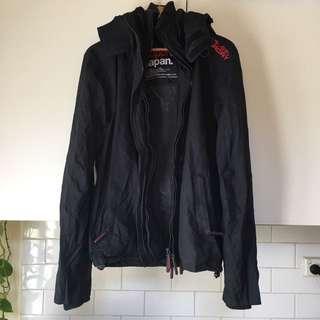 Superdry Men's Jacket Size Large Navy
