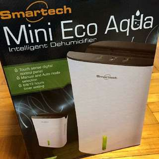 "Smartech - ""Mini Eco Aqua"" 智能抽濕機"