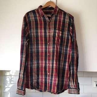 Stussy Men's Large Long Sleeve Shirt