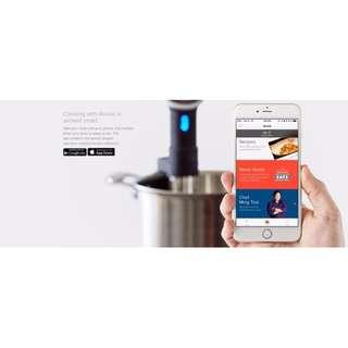 【ANOVA】現貨 Precision cooker低溫烹調機 恆煮 Sous vide 舒肥法 米其林 五星級 藍芽版