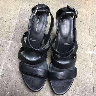 Rockport Black Heels